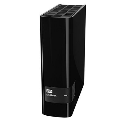 WD 6TB My Book External Hard Drive Storage USB 3.0 File Backup and Storage